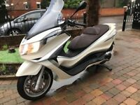 2016 PIAGGIO X10 -500CC SUPER SCOOTER MUST BE SEEN AS NEW LOW MILES 1345-FINANCE AVAILABLE ETC £4199