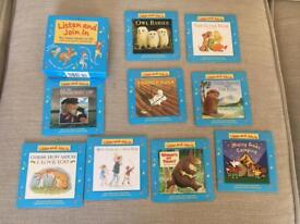 9 kids story cds ideal for car journeys inc going on a bear hunt