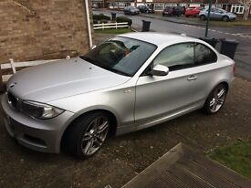 BMW 1 Series Coupe 120d M