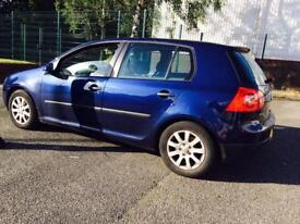 BARGAIN VW GOLF 1.6 petrol UP FOR SALE!!!!!