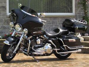 2002 harley-davidson FLHR Road King  $18,000 in Customizing and  London Ontario image 12