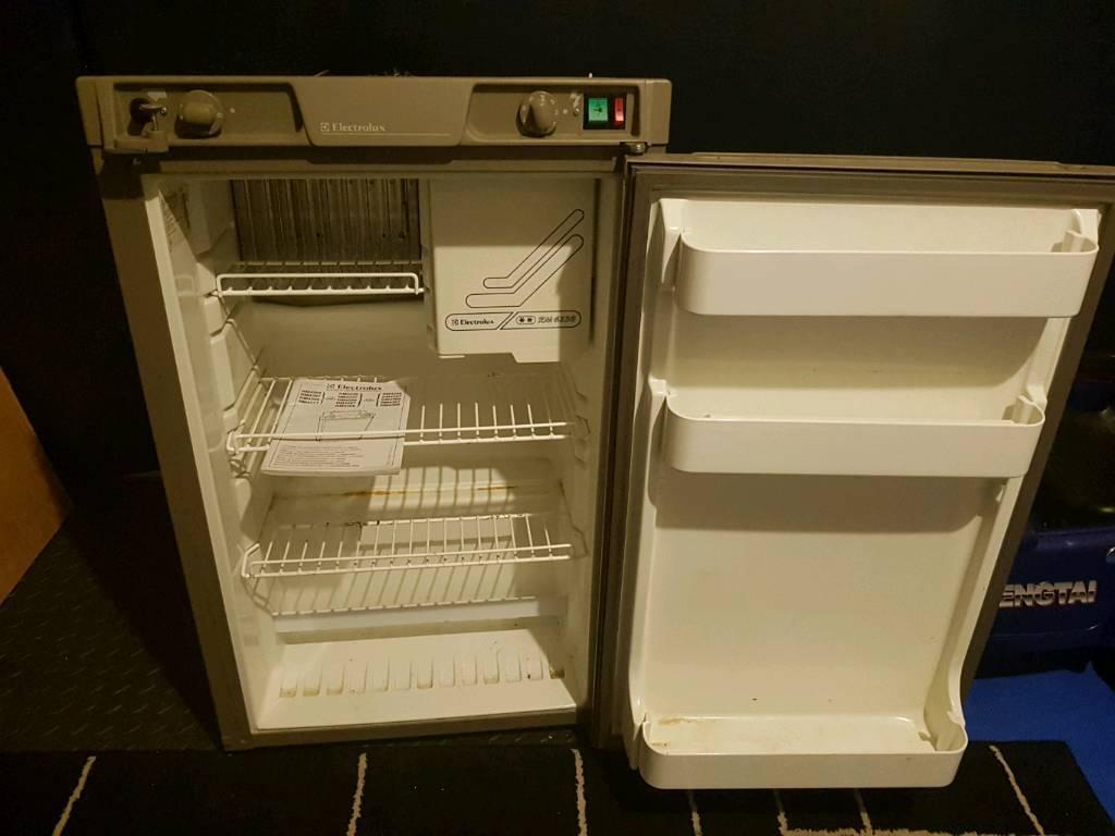 electrolux 3 way fridge manual