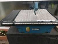 Erbauer 750watt wet tile cutter