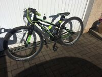 Boys Carreras Abyss bike