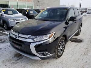 2017 Mitsubishi Outlander GT V6 AWD CUIR+TOIT+ANDROIDE/APPLE CAR