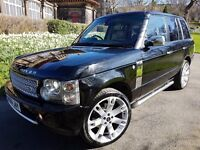 RANGE ROVER 3.0 TD6 HSE ~ SAT NAV, TV, FSH, HEATED LEATHER