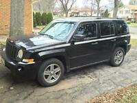 Jeep Patriot 4x4, Low km's, Heated Seats!!
