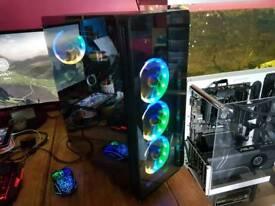High Spec Windows 10 Gaming PC GTX 1070TI