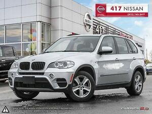 2012 BMW X5 xDrive35i (A8) // NAVGATION // PANORAMIC ROOF //