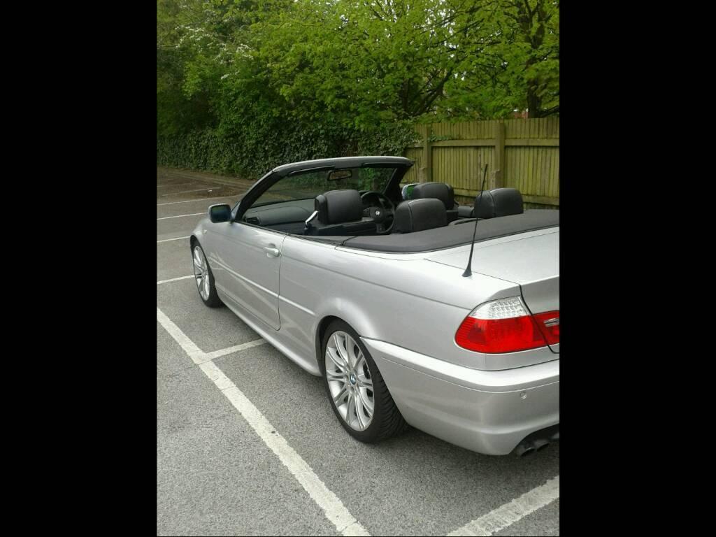 BMW 325CI MSPORT