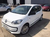 Volkswagen Up! Limited Edition Look up! Model 2016 8728 miles in great condition