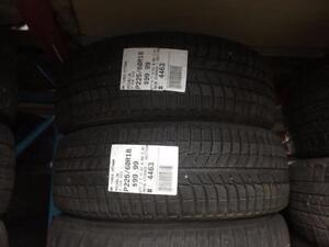 225/60/18 Michelin X-ice XI3 (Winter)