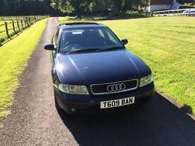 Audi A4 1.8t b5