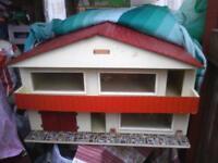 Dolls house 1960's
