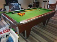 Slate Pool Table Pool Snooker For Sale Gumtree - 3x6 pool table