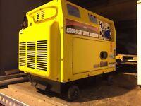 All-Power A3202N Silent Diesel Generator 6.5kw