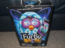Furby boom toys (3 to chose from). One on pict is new