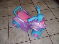 Childs Quad bike battery powered