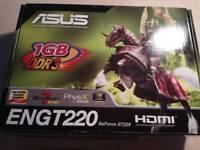 ASUS graphic card ENGT220/DI/1GD3(LP)/V2