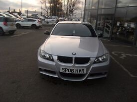 2006 06 BMW 3 SERIES 2.0 320SI 4D 171 BHP **** GUARANTEED FINANCE **** PART EX WELCOME ****