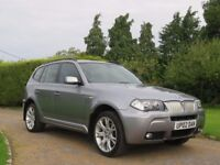 BMW X3 - MSport - 3.0 SD - Low Mileage Example Of Sought After Twin Turbo (286 BHP)