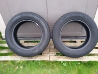 Michelin 195 65 15 Green Energy Tyres Pair