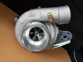 New GT2871 Turbocharger (Welded Internal Gate) ( Turbo Conversion / Universal Fitment / Saxo / 106 )