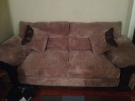 DFS Huxley 3 Seater Sofas SOLD