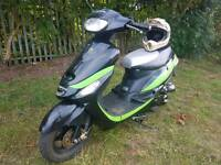 50 cc moped scooter bikes