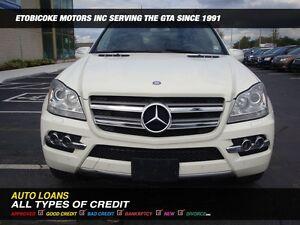 2010 Mercedes-Benz GL-Class 450 / navigation / dvd / back-up cam