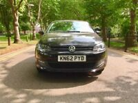 2012 Volkswagen Polo 1.4 Match 5 Doors | Low 29,700 Miles | Manual| Like Fiesta Corsa Astra Bmw Audi