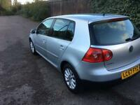 2007/57 Volkswagen Golf 1.9 Tdi diesel automatic 5dr hatchback - part exchange welcome