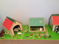 Early Learning Centre Wooden Farm
