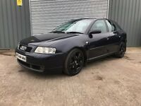 2002 AUDI A3 SPORT 1.8T PETROL *** FULL YEARS MOT *** sililar to golf astra s3 a4 gti rs