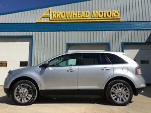 """2010 Ford Edge Limited / AWD / LOW KM / 20"""" rims / leather"""