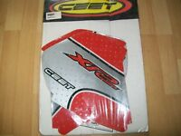 HONDA XR250 and XR400 tank decals,1996-2005