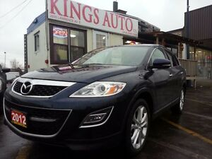 2012 Mazda CX-9 GT, Navigation, Back-up Cam, AWD