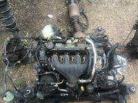 ford galaxy 59 2.0 diesel auto gearbox engine breaking for spares and repairs call parts
