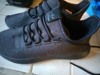 Men's Black Adidas Trainers