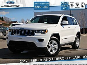 2017 Jeep Grand Cherokee **LAREDO*4X4*CAMERA *HITCH*CRUISE*A/C**