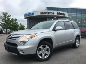 2009 Suzuki XL7 AWD 7 Pass JLX AWD - LEATHER, SUNROOF, HEATED SE