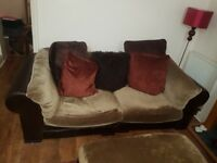 Used DFS Sofa. Comfy still in good condition.