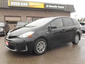 2015 Toyota Prius V Luxury Package