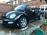 Vw beetle cabriolet 2.0
