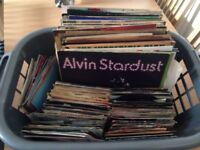 Vinyl Records - job lot