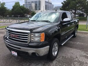2011 GMC Sierra 1500 SLT 4WD Short Box Crew Cab All Terrain Pack