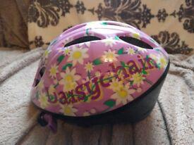 Daisy Chain Girls Bicycle Helmet XS 48-52cm