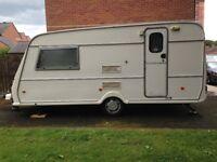 Shabby Chic Buccaneer Caravan