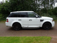 2011 X LAND ROVER RANGE ROVER SPORT 3.0 TDV6 STORMER EDITION 5d AUTO 245 BHP