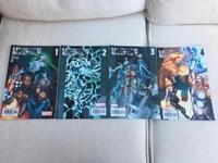Marvel Ultimate Secret Comics